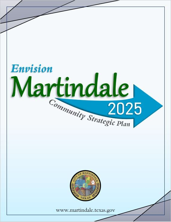 Envision Martindale 2025 Community Strategic Plan Document Opens in new window